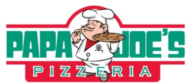 """Papa Joe""""s Pizzeria"""